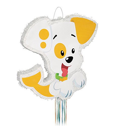 Unique Bubble Puppy Bubble Guppies Pinata, Pull String]()