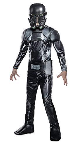Rubies Boys Star Wars Rogue One Deathtrooper Deluxe Costume (Medium -