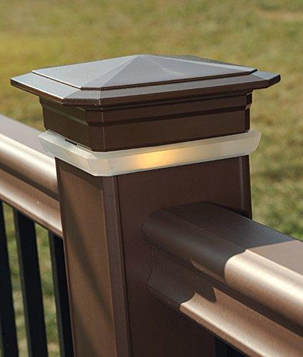Timbertech Deck Post Lights