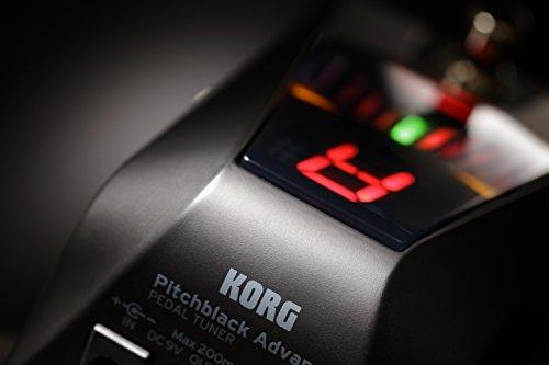 Korg PBAD Pitch-black Advance Tuner by Korg (Image #4)