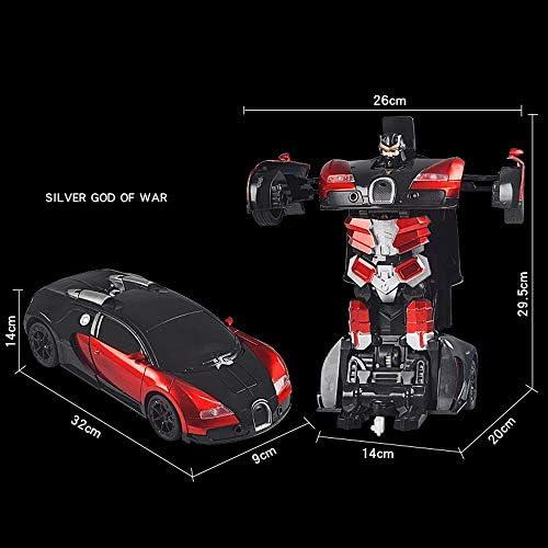Ycco Transformado uno y doce coches de juguete de control remoto ...