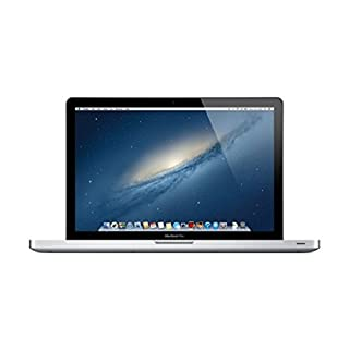 Apple MacBook Pro MD104LL/A, 8GB | 750GB Hard Drive, 15in (Renewed)