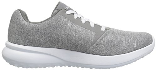 Skechers Damen On-The-go City 3.0- Renovated Ausbilder, Grau, 36 EU