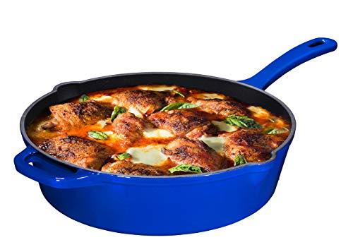 12 cast iron chicken fryer - 8