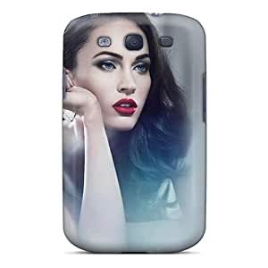 Snap-on Megan Fox 13 Case Cover Skin Compatible With Galaxy S3