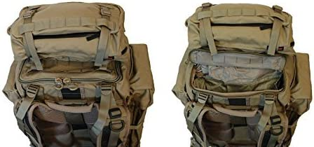 Eberlestock F4 Terminator Pack w/Removable Fanny Top, Military ...