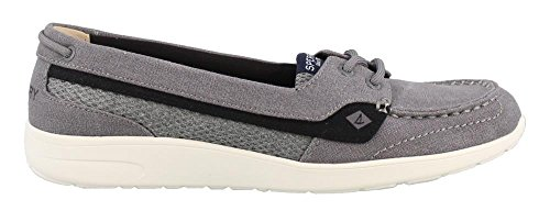 Women's Sperry Boat Rio Point Gray Shoes vS0wSaqxnA