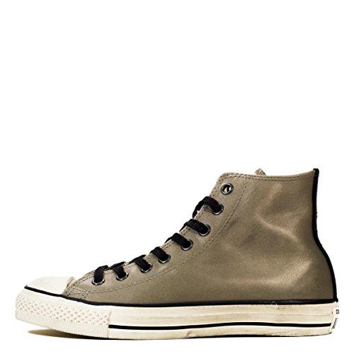 Converse Men Chuck Taylor Brunito Hi Grigio 8 Sneakers