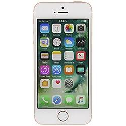 Apple iPhone SE 64 GB Unlocked, Rose Gold (Certified Refurbished)
