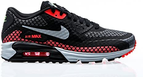Pantalones acre cuchara  Nike Air Max Lunar90 Breeze, black-silver-hot lava-viper green, 15:  Amazon.co.uk: Shoes & Bags