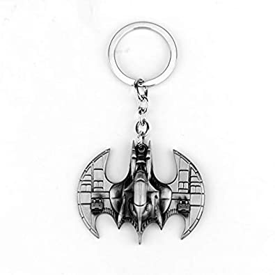 Amazon.com: Metal Batman Batwing Keychain Stealth Edition ...