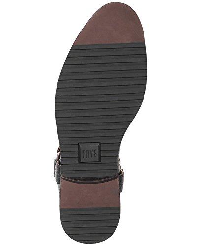 Frye Menns Scott Chelsea Sele Støvler Sort Skinn 7,5 M