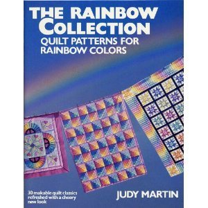 Rainbow Collection: Quilt Patterns for Rainbow Colors ()