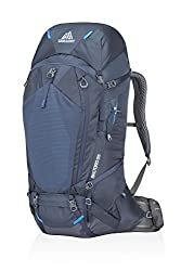 Gregory Mountain Products Men's Baltoro 65 Liter Backpack, Dusk Blue, Medium