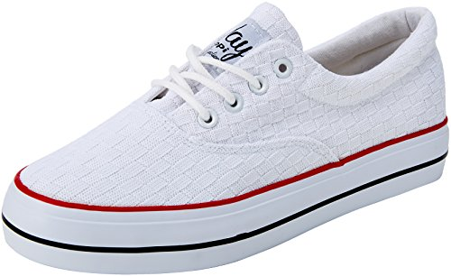 Chaussures White Fitness De Shoe Beppi Canvas Femme white Blanc wU7EaP