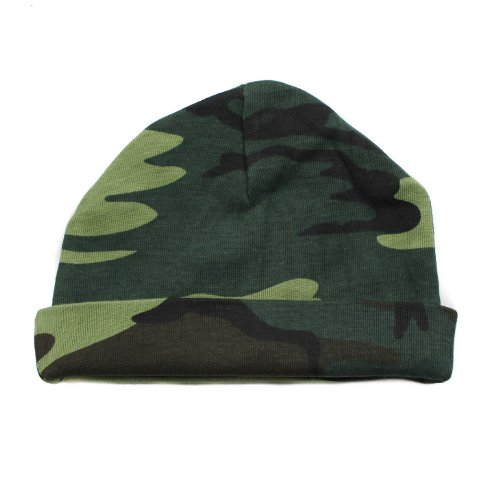 Crazy Baby Clothing Infant Kids Soft Cute Lovely Knit Hat Beanies Cap in Woodland Camo