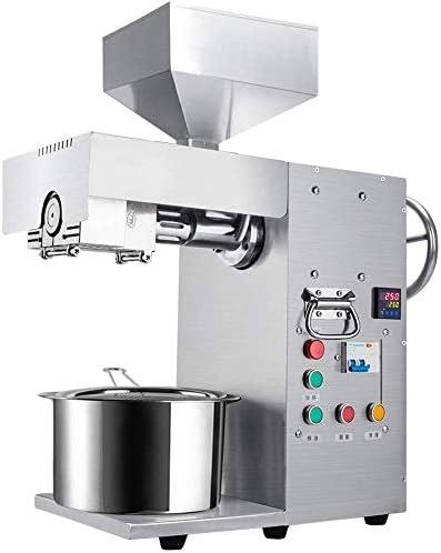 Prensa de Aceite Grande de Máquina,1800W 18-20 kg/h Acero ...