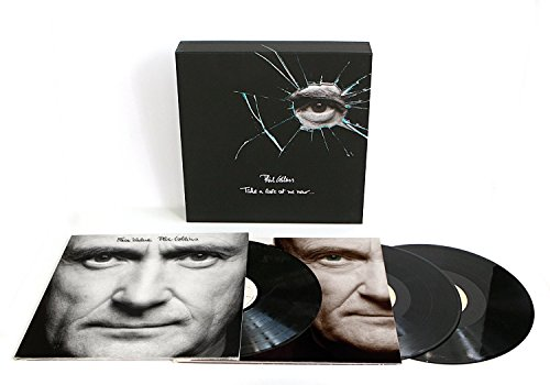 phil collins both sides vinyl - 4