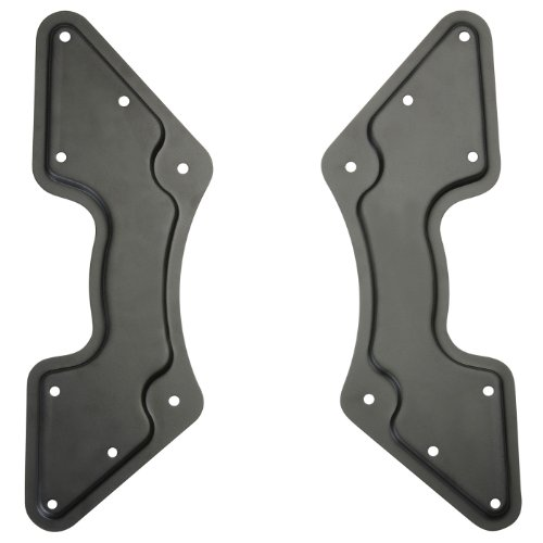 Parts Express VESA Adapter Bracket from 200 x 200 to 400 x (400 X 200 Adapter)