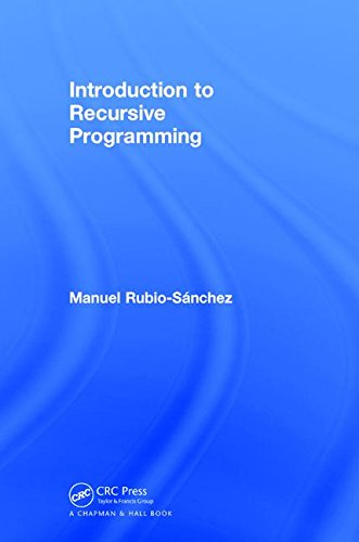 Introduction to Recursive Programming