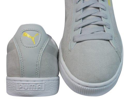 Puma Suede Classic Sprayed Herren-Sneakers (grau)