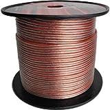Avox SC181000 Clear Speaker Wire, 1000-Feet