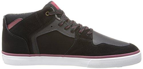 Lakai Telford Aw - Zapatillas de skateboarding para hombre - negro