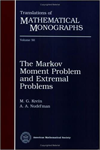 The Markov Moment Problem and Extremal Problems