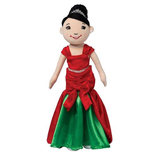 Manhattan Toy Groovy Girls Jingle Belle Holiday Fashion Doll]()