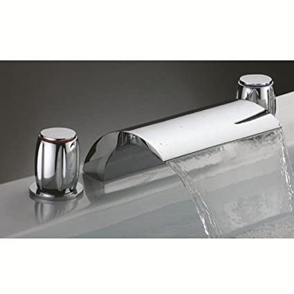 Lightinthebox Deck Mount Contemporary Bathroom Deck Mount Bath Tub ...