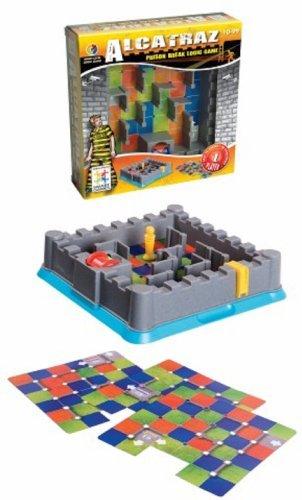 Alcatraz Prison Break Logic Game by SmartGames