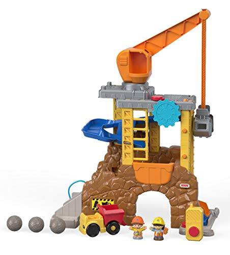Fisher-Price Little People Work Together Construction Site Playset