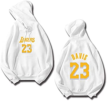 Sudadera de Baloncesto Juvenil - Anthony Davis 23 Sudadera con ...