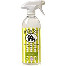 Natural HomeLogic Eco Friendly Bathroom Cleaner - 16 oz (1 Pack, Citrus Grove)