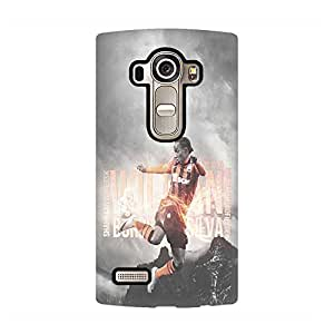 LG G4 Funda Case [Phone Accessories], Football Club Willian Borges da Silva 3D Durable Non Slip Protective Solid Funda Case