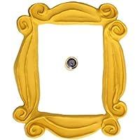 Marco de la mirilla para la puerta. Réplica artesanal para tu entrada, como la que tenían en la serie Monica y Rachel…
