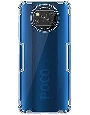 Nillkin Nature TPU Case for Xiaomi Poco X3 NFC/Poco X3 Pro - White
