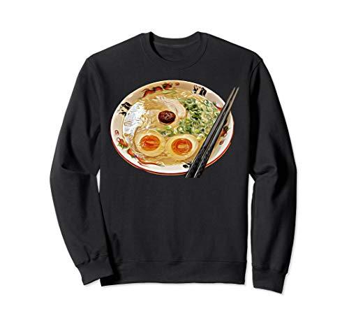 LetterTrunk Vietnamese Pho Soup Broth and Herbs Sweatshirt (Best Vietnamese Food In Dallas)