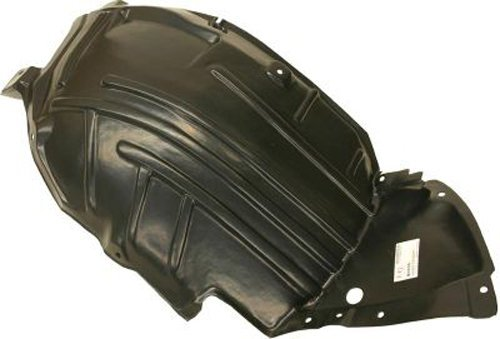 (Crash Parts Plus Front Driver Side Left Splash Shield Fender Liner for 06-07 Infiniti M35, M45)