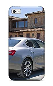 fenglinlinBest 9525412K73395303 New Maserati Ghibli 32 Protective Iphone 5c Classic Hardshell Case