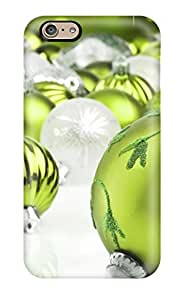 YY-ONE Design Blue Christmas Ornaments With Star Hard YY-ONE For Iphone 6