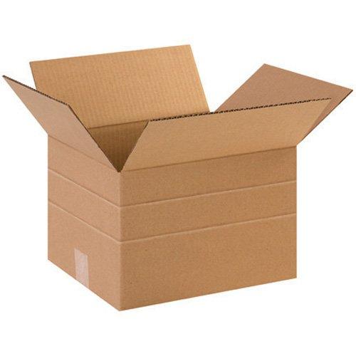 RetailSource BX090909M1 Multi-Depth Corrugated Box, 9