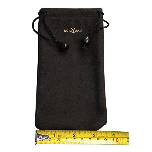 """BORIYUAN Handytasche Tasche Handysocken Sleeve Case Cover für Iphone 7 4.7"""", Iphone 7 5.5"""",Iphone 6 6S 4.7"""", Iphone 6 Plus 5.5"""",Samsung Galaxy S6 S6 edge S7, S7 edge,note 3, Note 4, HTC,HUAWEI,LG (aus"""