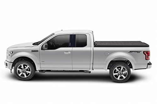 (Extang Express Tonno Roll-up Truck Bed Tonneau Cover | 50725 | fits Ford Super Duty Long Bed (8 ft) 99-16)