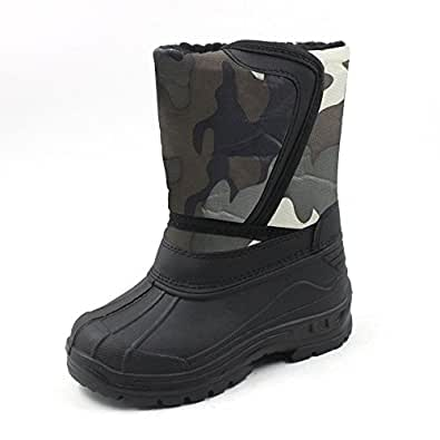 Amazon.com | Ska-Doo Cold Weather Snow Boot 1319 Green