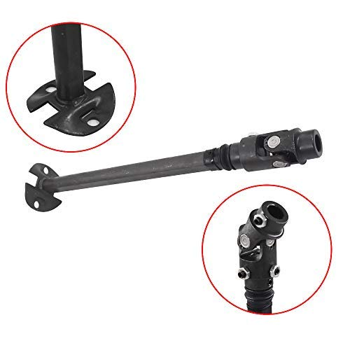 labwork Steering Shaft Fit for 1979-1993 Dodge D150 W150 D250 W250 D350 W350 Pickup 432660613