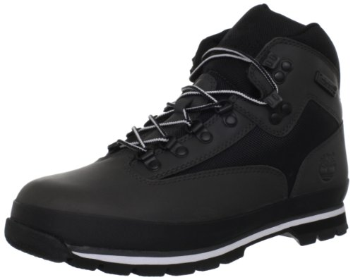 Timberland Men's Euro Hiker Leather And Fabric Boot - stylishcombatboots.com