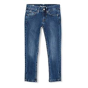 Pepe Jeans Girl's Pixlette Split Jeans