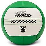 Champion Sports Rhino Promax Slam Balls, 10 lb, Soft Shell with Non-Slip Grip - Medicine Wall Ball for Slamming, Bouncing, Throwing - Exercise Ball Set for Crossfit, TRX, Plyometrics, Cross Training