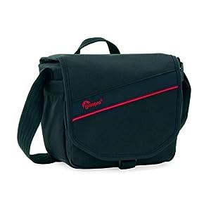 Lowepro Event Messenger 100 Camera Shoulder Bag - Lightweight Cross Body Camera Bag For Compact, DSLR, or Mirrorless